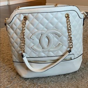 Handbags - Chanel bag very spacious brand new mint condition